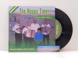 "7"" Polka Party 2 : Happy Timers - Imperial Heights (2008)"