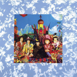 "12"" Rolling Stones - Their Satanic Majesties Request  ♪"
