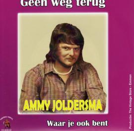 "7"" Ammy Joldersma - Geen Weg Terug (2020) ♪"