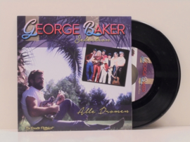 "7"" George Baker - Alle Dromen / So Alone Am I (2019) ♪"