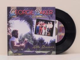 "7"" George Baker - Alle Dromen / So Alone Am I (2019) ♪"