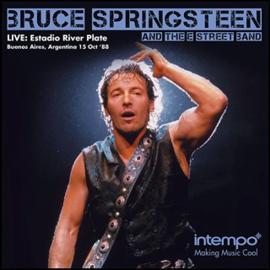 """12"""" Bruce Springsteen Live Argentina 15 Oct '88 - Nieuw"""