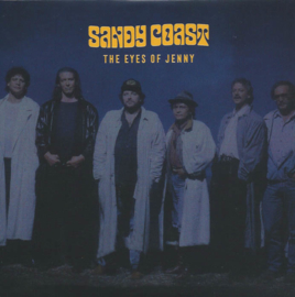 "7"" sandy Coast - The Eyes Of Jenny (Wit vinyl) (2020) ♪"
