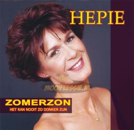 "7"" Hepie – Zomerzon (2010) ♪"
