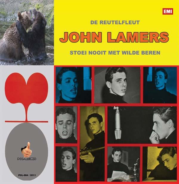 """7"""" John Lamers – Stoei Nooit Met Wilde Beren / De Reutelfleut (2011) ♪"""