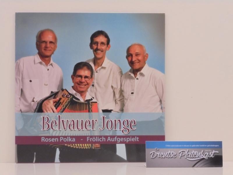 "7"" Belvauer Jonge - Rosen Polka ♪"