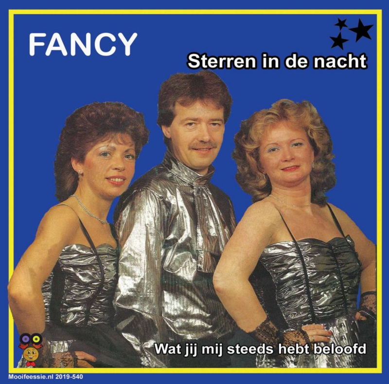 "7"" Fancy - Sterren In De Nacht (2019) ♪"