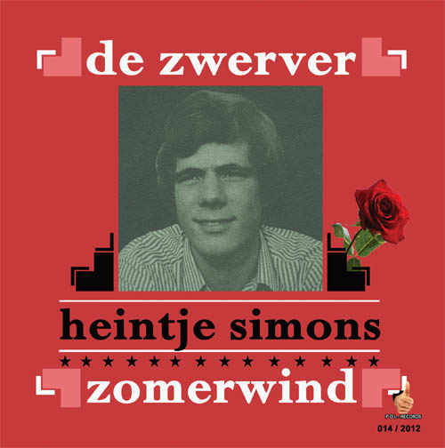 "7"" Heintje – De Zwerver / Zomerwind(2012) ♪"