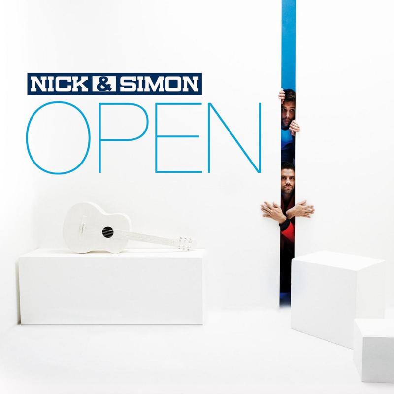 "12"" Nick & Simon - Open  ♪"