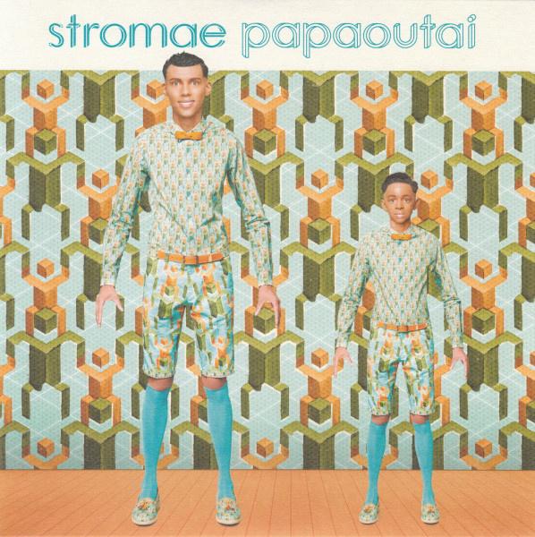 "7"" Stromae – Papaoutai (2014) ♪"