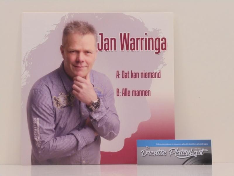 "7"" Jan Warringa - Dat Kan Niemand ♪"