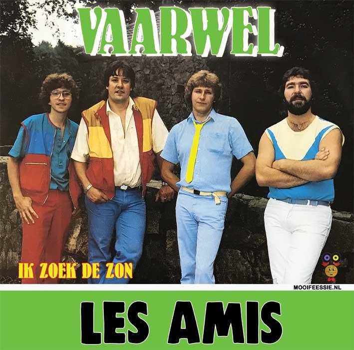 """7"""" Les Amis – Vaarwel / Ik Zoek De Zon (2021) ♪"""