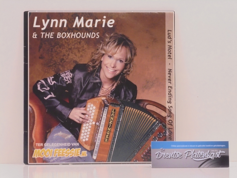 "7"" Lynn Marie & The Boxhounds - Lud's Hotel ♪"