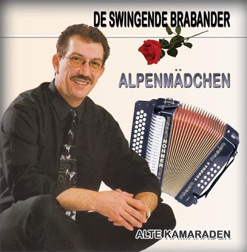 """7"""" Swingende Brabander - Alpenmadchen (2011) ♪"""