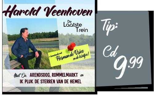 Cd Harold Veenhoven - De Laatste Trein