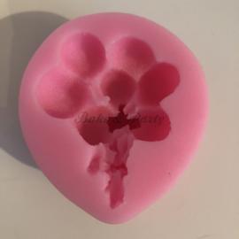 """Siliconen Mal """"Ballonnen"""" (2)"""