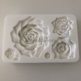 "Bake & Party Specials - ""Large Rose"""