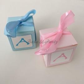 "Giftbox ""Baby"" Roze"