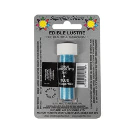 Sugarflair - Edible Lustre - Blue