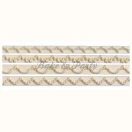 FMM  - Straight Frill Set 1 (1-4)