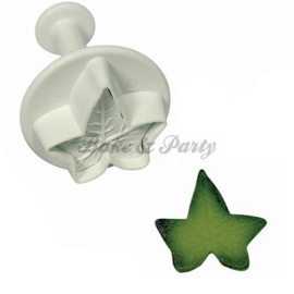 Plunger - PME  Veined Ivy Leaf