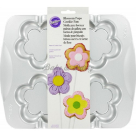 Wilton - Blossom Pops Cookie Pan