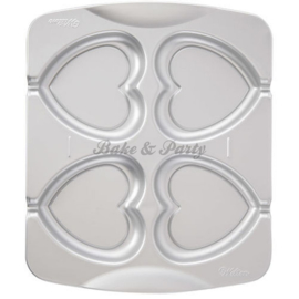 Wilton - Heart Pops Cookie Pan