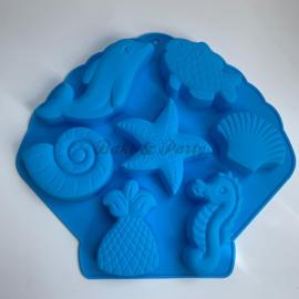 Siliconen Bakvorm Zeeleven