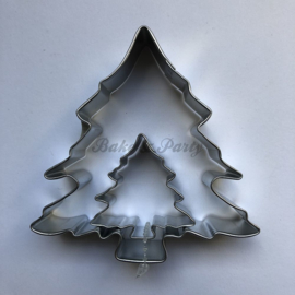 PME - Christmas Tree Cutter Set (2 stuks)