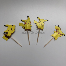 "Cupcake Toppers ""Pokemon"" (2)"