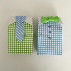 """Giftbox """"Stropdas + Vlinderdas"""""""