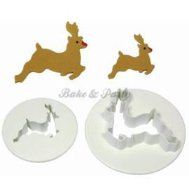 PME  - Reindeer Cutters (2 stuks)