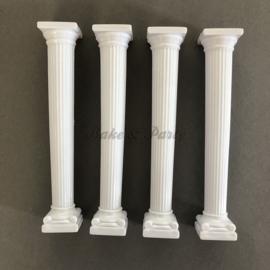 Taartpilaren Grieks Design 17 cm hoog