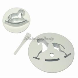 PME  - Rocking Horse Cutters (3 stuks)