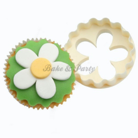FMM  - Double Sided Cupcake Cutter Blossom/Scallop