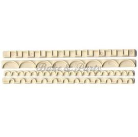 FMM  - Straight Frill Set 3 (9-12)
