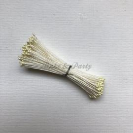Culpitt - Stamens Small Pearl Yellow (72 stuks)