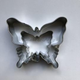 PME - Butterfly Cutter Set (2 stuks)