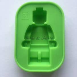 "Siliconen Mal ""Lego Pop"" (3)"