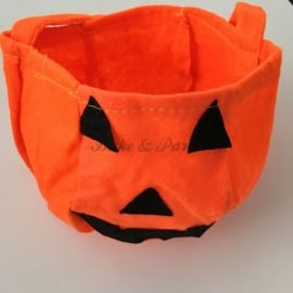 """Traktatiemandje """"Halloween"""""""