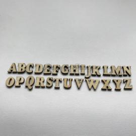 Decoratie Letters Alfabet (hout)