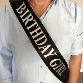"Sjerp ""Birthday Girl"" (2) Zwart/Zilver"