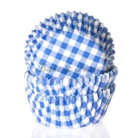 House Of Marie - Gingham Blue