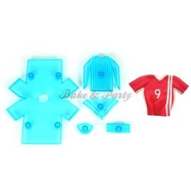 JEM - Soccer Shirt + Trims (5 stuks)