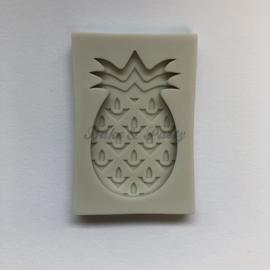 """Siliconen Mal """"Ananas"""" (3)"""
