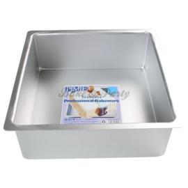 PME - Extra Deep Square Cake Pan 35 x 35 x 10 cm