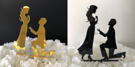 Taarttoppers en (Cup)cake Toppers