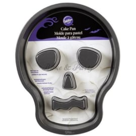 Wilton Skull Tube Pan