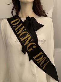 """Sjerp """"Dancing Diva"""" Zwart/Goud"""