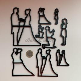 Patchwork Cutters - Huwelijk